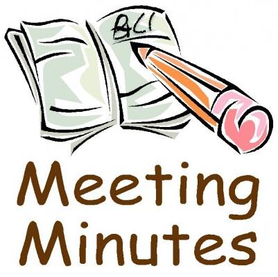 Committee Meeting Minutes 14/8/19